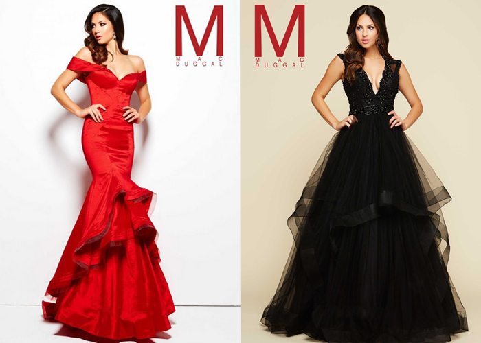 Shop Mac Duggal Gowns